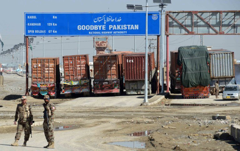 Agent for Afghan Transit Trade