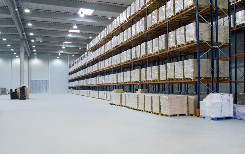 Warehousing in Pakistan