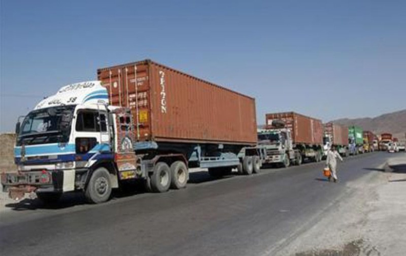 Road Freight in Afghan Transit Trade